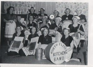 North Elysian Kitchen Band, Elysian, Minnesota